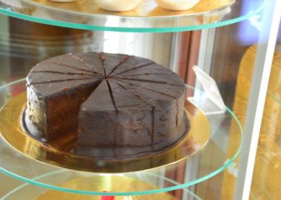 #torta kerob z lešniki 2