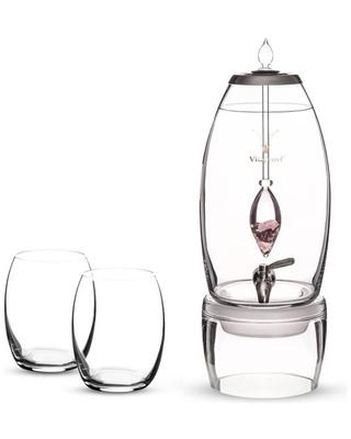 #vitajuwel-water-dispenser-grande-drinking-glass-6pc-set-love